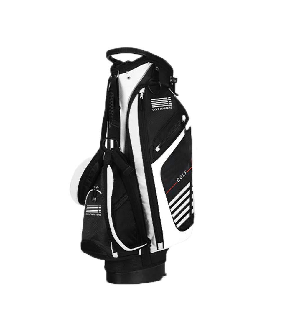 ゴルフクラブバッグウェイカートトロリーバッグカート防水素材とドライポケットシリーズゴルフトロリーカートバッグ  A B07K59YKS9