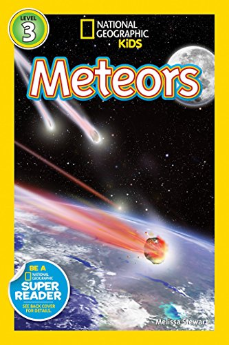 National Geographic Readers: Meteors by National Geographic Children's Books