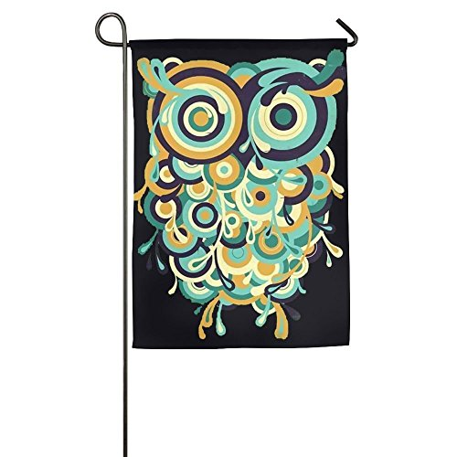 342.png Garden Flag Indoor & Outdoor Decorative Flags for Parade Sports Game Family Party Wall Banner,12.5 x 18 -