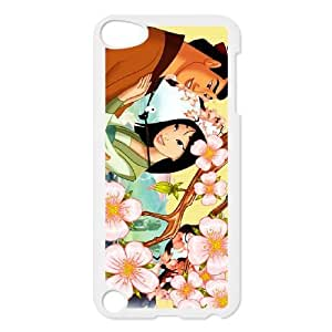 iPod Touch 5 Phone Case White Disney Mulan Character General Li ES7TY7900222