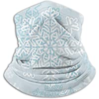 Uosliks Nackenw/ärmer Pasta Storage Multi USE SCHAL Headband Balaclava