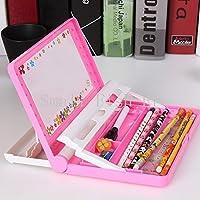 Jiada Plastic Utility Book Shelf Pencil Box & Drawing Board (Assorted)