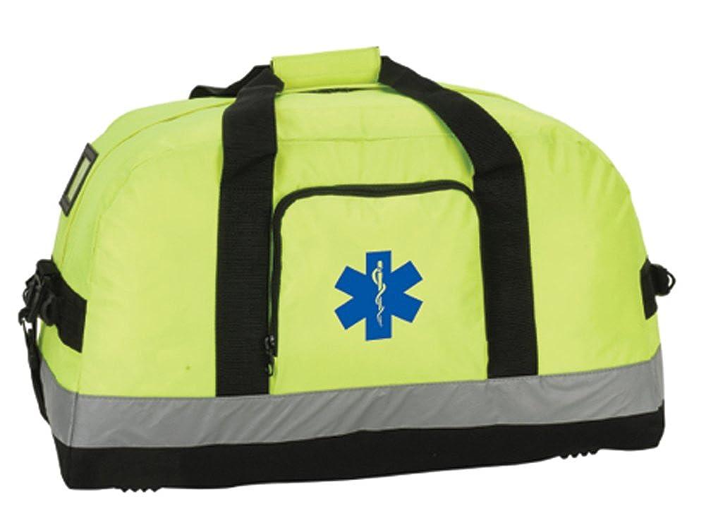 param/édico Doctor bolsa de transporte para los socorristasy Funda de alta visibilidad de la estrella de vida /útil de la bolsa de deporte Medic ambulancia