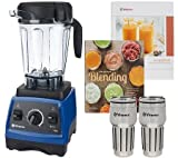 Vitamix 7500 64 oz. 13-in-1 Under Cabinet Variable Speed Blender