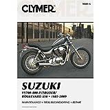 Clymer Suzuki VS700-800 Intruder/Boulevard S50 (1985-2009)