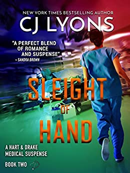 Sleight Hand Drake Medical Suspense ebook product image