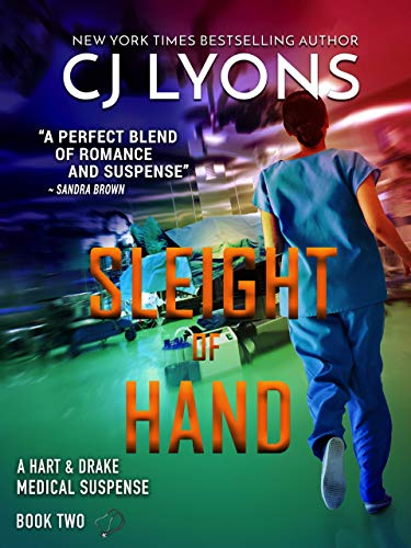Sleight of Hand (Hart and Drake Medical Suspense Book ()