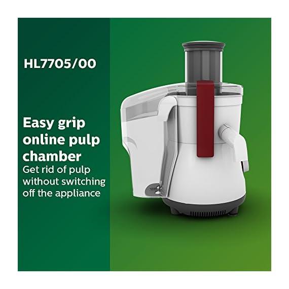 Philips Viva HL7705/00 700-Watt Juicer Mixer Grinder 3