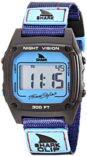 Freestyle Freestyle Shark Classic Clip Purple/Gunmetal Unisex Watch 10019183 price tips cheap