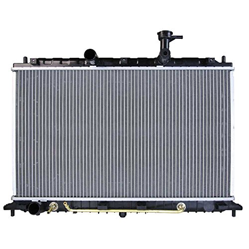 Prime Choice Auto Parts RK1131 New Complete Aluminum Radiator