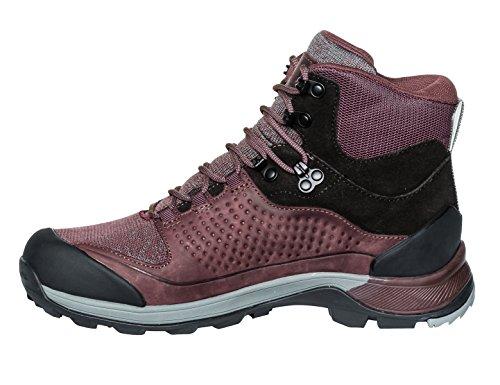 Rise Mujer 842 Mid Skarvan Senderismo de VAUDE Raisin STX TRK Rojo Zapatos Women's para High x8w6PgqB