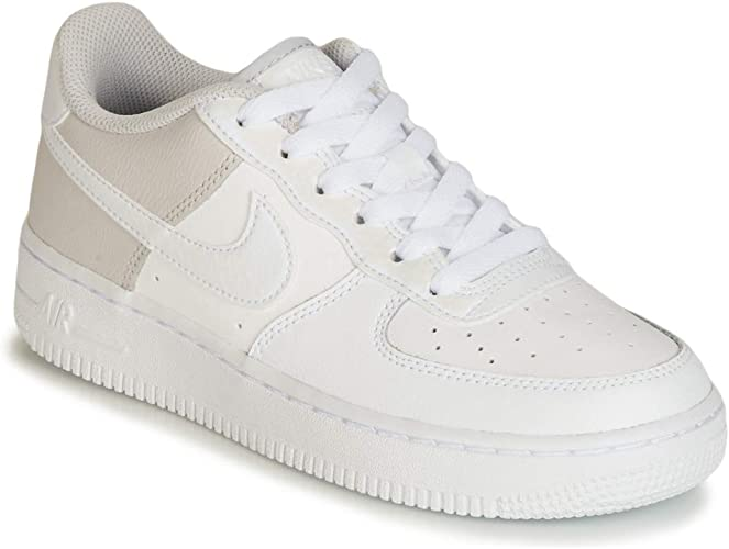 Nike Air Force 1 (GS), Zapatos de Baloncesto para Niñas: Amazon.es ...