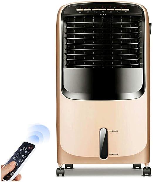 HAOJUN Ventilador Remoto Aire Acondicionado frío Caliente Agua ...