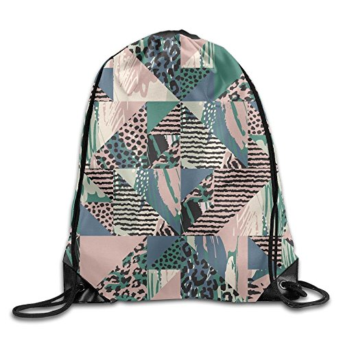 Fauves Of Africa Unisex Home Gym Sack Bag Travel Drawstring Backpack Bag by xingpanjubbag
