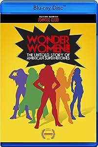 Wonder Women! The Untold Story of American Superheroines [Blu-ray]