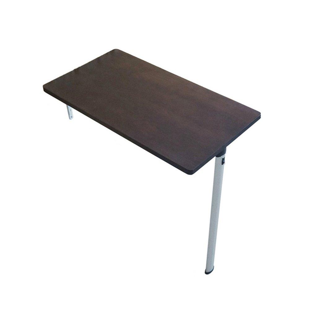 LXLA-mesa de pared abatible de Pared Mesa Plegable Mesa de Comedor de Cocina Mesa de Trabajo de Madera Estación de Trabajo Niños Organizador de Estudio (Tamaño : 74times;30cm)
