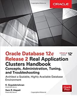 Oracle data guard 11g handbook oracle press 9780071621113 oracle database 12c release 2 oracle real application clusters handbook concepts administration tuning fandeluxe Choice Image