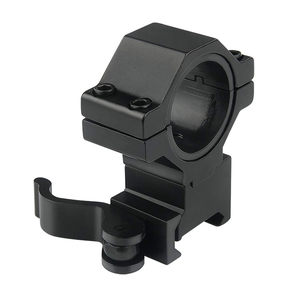 ACD01/_ 25.4mm//1 inch UniqueFire 25.4//30mm Rifle Scope Bubble Level Ring Mount Holder Gradienter ACD Adapter For Long Range Sight Outdoor Activities
