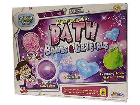 Crea i tuoi oggetti da bagno e bombe: amazon.it: giochi e giocattoli