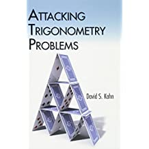 Amazon trigonometry mathematics books attacking trigonometry problems dover books on mathematics fandeluxe Choice Image