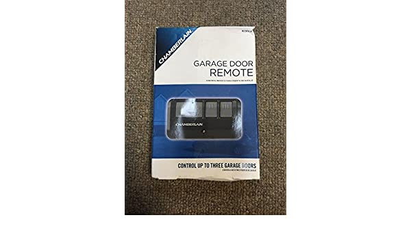 Program Chamberlain Garage Door Opener Remote 953estd