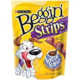 4 pk – Bacon Flavor 6 oz – Begging Strips – Purina