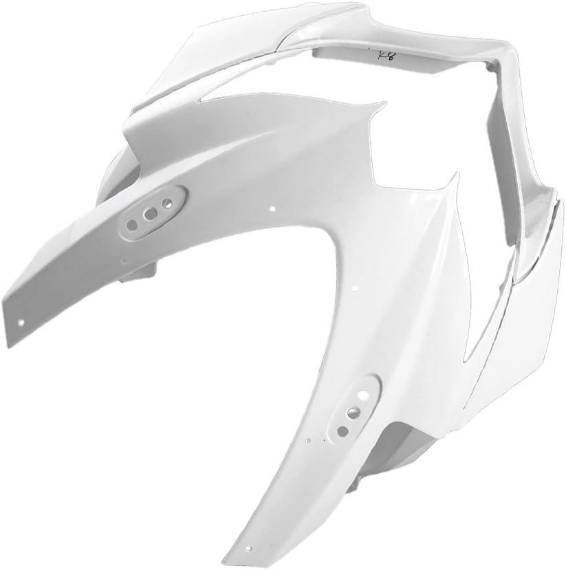 Unpainted Front Upper Fairing Cowl Nose For Suzuki GSXR600//750 2008-2010 2009 K8