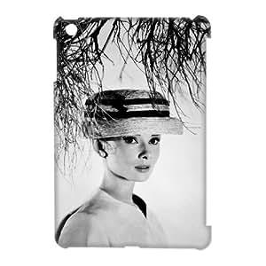 taoyix diy C-EUR Audrey Hepburn Pattern 3D Case for iPad Mini