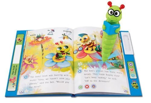 VTech Bugsby Reading System Pen and Starter Book by VTech (Image #1)