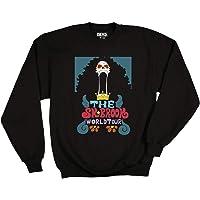 Ripple Junction One Piece Brook World Tour Adult Unisex Crew Sweatshirt