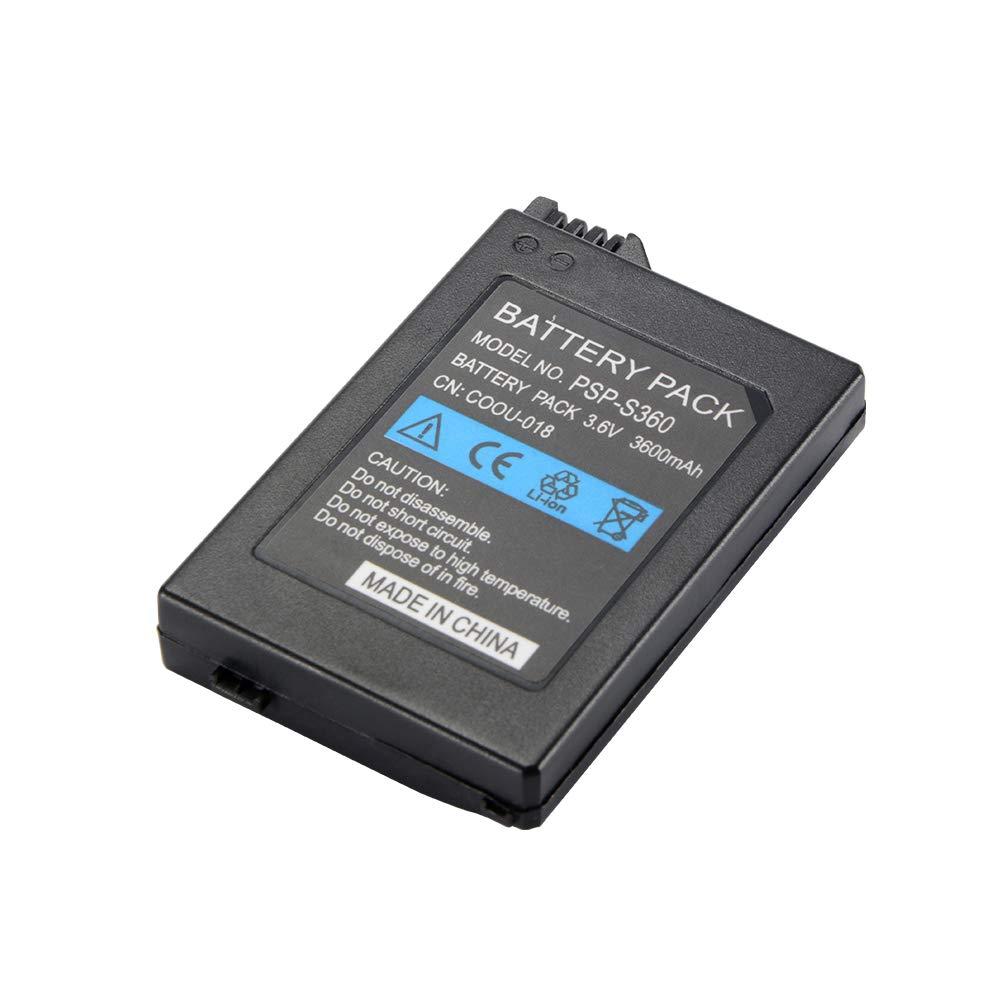 Tutmonda Batería Recargable de reemplazo 3.6V 3600mAh ...