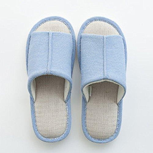 Cuatro Parejas Del tamaño De Zapatillas Estaciones Suave Hogar Fondo Zzhf Opcional Madera Colores A Piso 4 d8wq4g