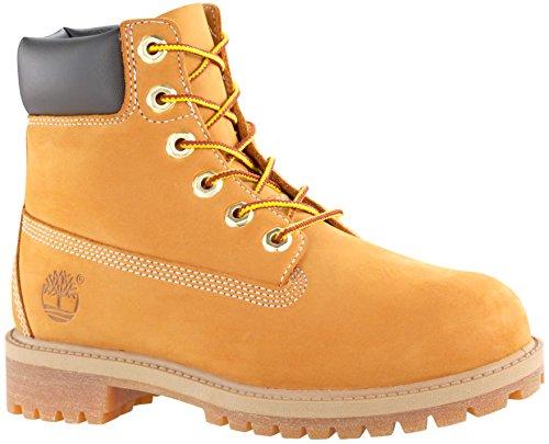 """Timberland 6"""" Premium Waterproof Boot Core , Wheat Nubuck, 6"""