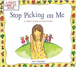 Image result for book stop picking on me