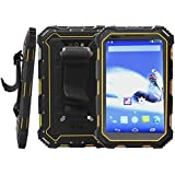 7 inch 3G Android Rugged Tablet PC Waterproof IP68 Tablet With WIFI GPS NFC