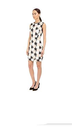 4353e4d9c Amazon.com: Kate Spade Tiger Lily Lace Dress OUMU0670 (4): Clothing