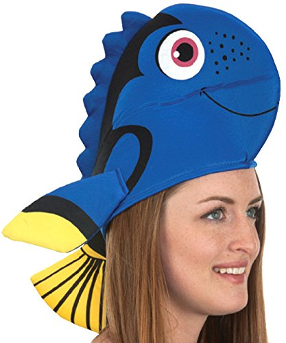 Jacobson Hat Company Blue Tang Fish Hat (Poly)]()