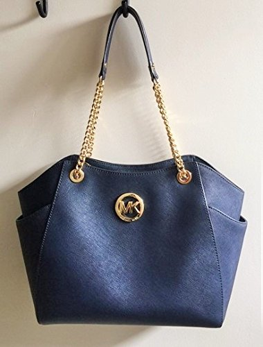 Michael Kors Navy Handbag - 1