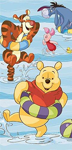 Winnie The Pooh Beach Towel - 1
