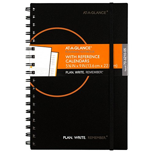 At-A-Glance 70621005 Plan. Write. Remember. Planning Noteboo