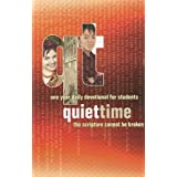 Quiet Time for Students: One Year Daily Devotional for Students