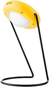Greenlight Planet Sun King Pico Plus - 50 Lumen Portable Solar Lantern w/Built in Solar Charger Panel - Camping & Emergency Solar LED Light