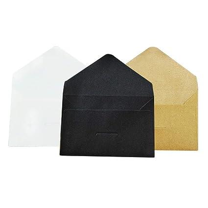 20 sobres de papel de estraza vintage para tarjetas de ...