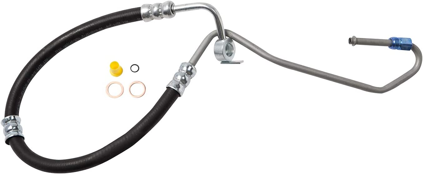 Power Steering Pressure Line Hose Assembly-Pressure Line Assembly Edelmann 92019