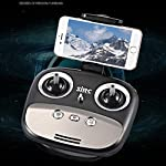Ecosin 2.4GHz GPS FPV Drone Quadcopter with 120° Wide-angle Lens 1080P HD Camera Wifi Real-time Images Transmission System Headless Mode