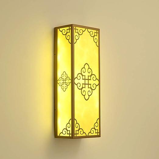 HFJKD Aplique de Pared LED para Exteriores Aplique Impermeable ...