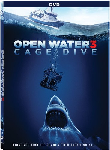 Open Water 3: Cage Dive (Widescreen, Dolby, AC-3)