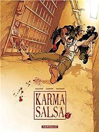 Karma salsa, tome 2 par Frédéric Campoy