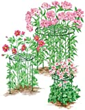 Gardener's Supply Company 24'' Grow Through Supports, Set of 3