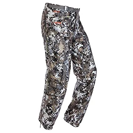 Sitka Downpour Pant-Optifade Elevated II-2XL by Sitka Gear
